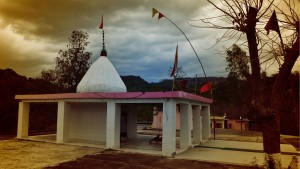 Bhadrakali Temple, Bani, Morni hills