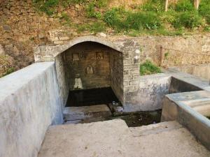 Baoli at Gajhan,Morni hills