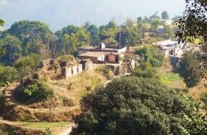 Gajhan, Bhoj Balag, Morni hills