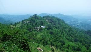 Rasoon, Bhoj Balag, Morni hills
