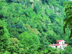 Rock view, cottage hotel, Rasoon, Bhoj Balag, Morni hills