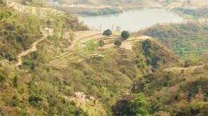 Thalapur, Bhoj Balag, Morni hills