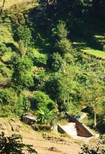 WHD at Maadal, Bhoj Balag, Morni hills