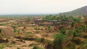 Aasrewali, Morni foothills