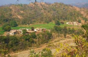 Banswala,Bhoj Ponta, Morni Hills