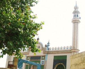 Mosque at Aasrewali