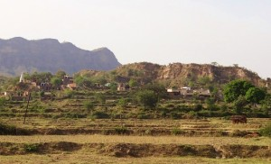 Dudhgarh, Morni hills
