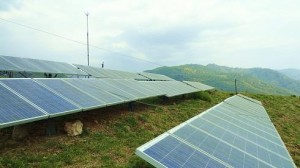 Solar power plant, Kohlan, Thandog panchayat, Morni hills