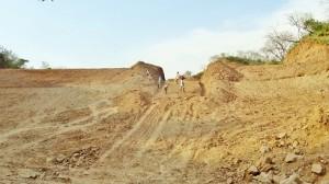 WHD under construction near Kadiyani