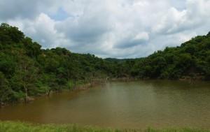 Water Harvesting Dam, Burj, Morni foothills
