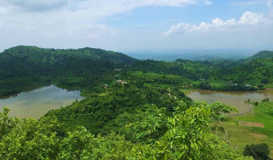 Adventure Park Valley Of Tikkar Morni Hills Morni Hills