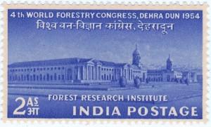 FRI - Commemorative Postal Stamp (11th Dec 1954)