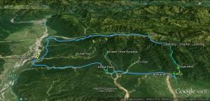 Laldhang-Chilla-Dharkot-Gohri-Laldhang