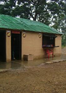 Canteen at Dhikala