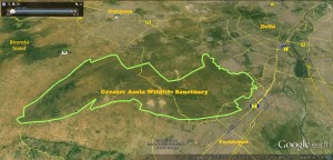 Greater Asola Wildlife Sanctuary