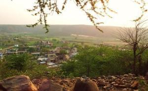 Mangar village