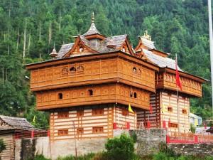 Bheemakali Temple, Sarahan