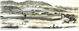 Kalat, Capital of Balochistan, Charles Masson Esq. 1842
