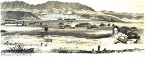Kalat, Capital of Balochistan, Charles Masson Esq. 1842