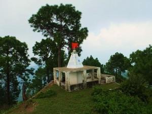 Kroh (Karoh) Deotah's Peak, Morni Hills