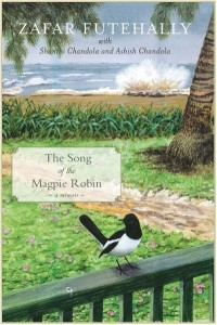 The Song of the Magpie Robin, Zafar Futehally