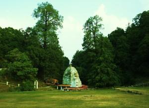 Bineshwar Mahadev Temple, Binsar WLS