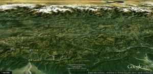 Binsar amongst the Himalayas