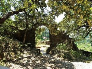 Entry to Govan Estate, Binsar