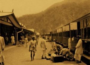 Kathgodam Railway Station (1935)
