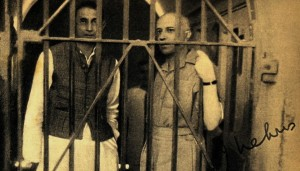 Nehru Behind Bars with Ranjit Pandit