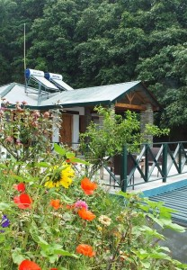 Rhododendron Cottage, Binsar Retreat